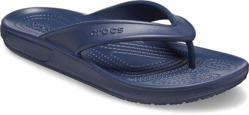 Crocs Classic 2 Flip Ladies Beach Navy